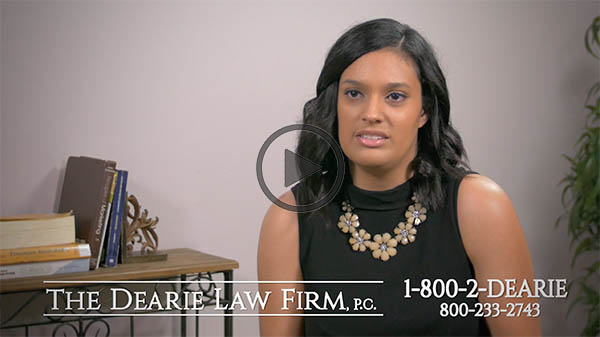 Medical Malpractice Testimonial from Paola