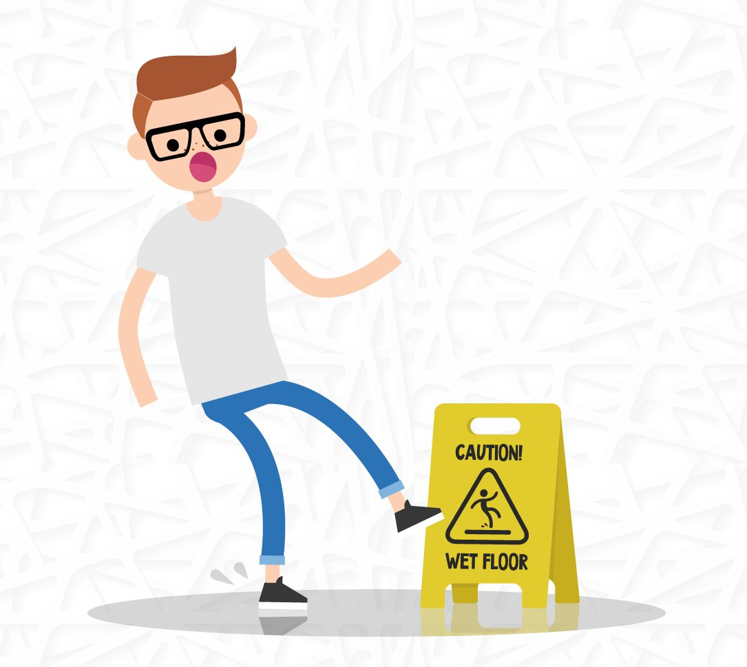 Trip/Slip And Fall Accidents: The Sneakiest Way To Injure Yourself