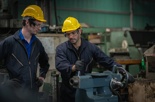 Top Reasons For Workplace Machinery Accidents